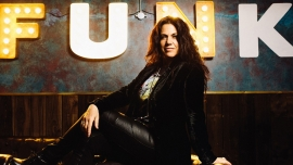 Sari Schorr & The Engine Room (USA) Kreuz-Saal, Restaurant Steirereck Cham Tickets