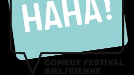 HAHA! Comedy Festival Diverse Locations Diverse Orte Tickets