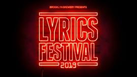Lyrics Festival Kanzlei Club Zürich Tickets