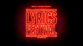LYRICS Festival 2020 Kanzlei Club Zürich Tickets