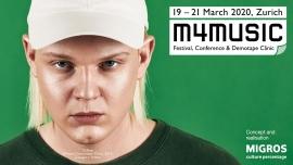 m4music Schiffbau & Moods & Exil Zürich Tickets