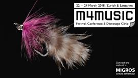 m4music 2018 Schiffbau & Moods & Exil Zürich Tickets