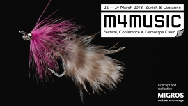 m4music 2018 Schiffbau & Moods & Exil Zürich Biglietti
