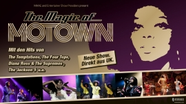 The Magic of Motown MAAG Halle Zürich Tickets