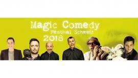 21. Magic Comedy Festival Schweiz Umwelt Arena AG Spreitenbach Biglietti