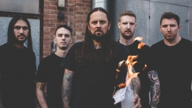 Thy Art Is Murder - Human Target Tour 2020 Z7 Pratteln Tickets