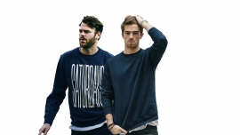 The Chainsmokers X-TRA Zürich Tickets