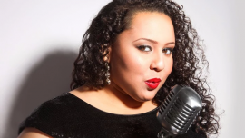Brianna Thomas Quartet Marians Jazzroom Bern Billets