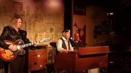 Ronnie Foster Organ Trio Marians Jazzroom Bern Billets