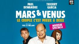 Mars et Venus Salle Centrale de la Madeleine Genève Biglietti