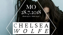 Chelsea Wolfe (USA) Mascotte Zürich Biglietti