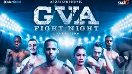 GVA Fight Night Théâtre PITOËF Genève Tickets