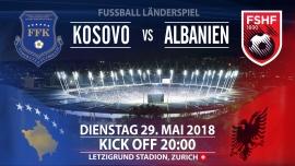 Kosovo vs Albanien Letzigrund Zürich Tickets