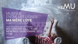 Ma mère l'Oye BCV Concert Hall Lausanne Billets