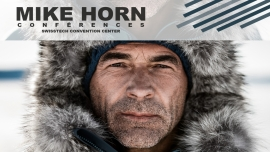 Conférence Mike Horn SwissTech Convention Center Ecublens Billets