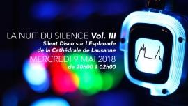 La Nuit du Silence Vol. III Esplanade de la Cathédrale de Lausanne Lausanne Billets