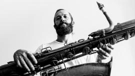 Colin Stetson - Greg Fox - Trevor Dunn (SDF) Moods Zürich Billets