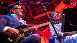 Philipp Fankhauser & Margie Evans Unplugged Moods Zürich Tickets