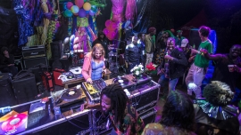 Tribal Party with DJ Marcelle Moods Zürich Billets