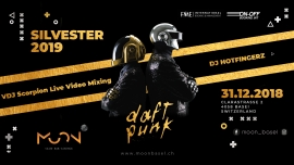 Silvester Daft Punk Tribute Show Moon Club Basel Tickets