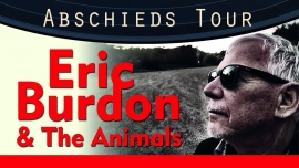 Abschiedstour Eric Burdon & the Animals KKL Luzern Luzern Tickets
