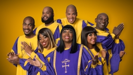 The Glory Gospel Singers Reformierte Kirche Fribourg Tickets