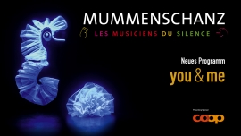Mummenschanz - you & me Several locations Several cities Tickets