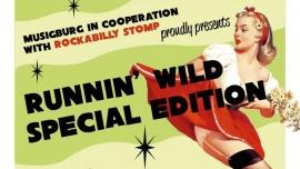 Runnin' Wild - Special Edt Musigburg Aarburg Tickets