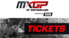MXGP Switzerland 2016 Areal Zuckerfabrik Frauenfeld Tickets