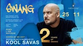 2 Years Swang! Firehouse Weinfelden Tickets