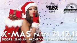 X-Mas Party Nordportal Baden Billets