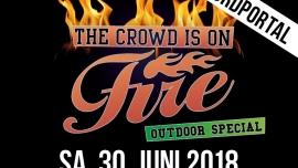 The Crowd Is On Fire Nordportal Baden Billets