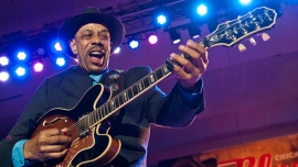 John Primer Blues (USA) Nordportal / Fjord Baden Tickets