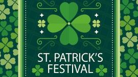 St. Patricks Festival Pass Nordportal Fjord & Halle Baden Tickets