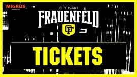 Openair Frauenfeld Grosse Allmend Frauenfeld Tickets