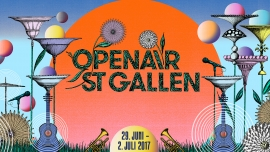 OpenAir St.Gallen 2017 Sittertobel St. Gallen Tickets
