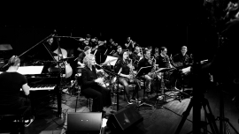 BigBand Fever - Sarah Chaksad Orchestra Jazzcampus Basel Basel Tickets