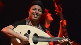 Dhafer Youssef Group Volkshaus (Grosser Saal) Basel Tickets