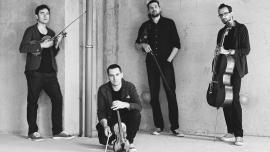 Atom String Quartet, M.Obara Quartet Gare du Nord - Theatersaal Basel Tickets