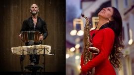 """Tango Today"": Martinskirche Basel Tickets"