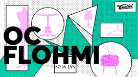 OC-Flohmi OldCapitol Langenthal Tickets