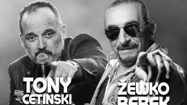 Tony Cetinski & Zeljko Bebek Stadthalle Dietikon Biglietti
