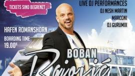 Balkanika Party Boat Romanshorn Hafen Romanshorn Tickets