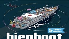 Bienboot Bielersee, Schiffländte Biel Tickets