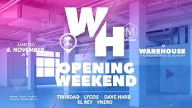 Warehouse Opening Weekend Fabrikhalle Bern Bern Tickets