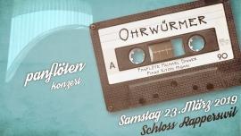 """Panflötenkonzert """"Ohrwürmer"""" Schloss Rapperswil, Grosser Rittersaal Rapperswil-Jona Billets"""