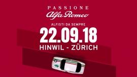 Passione Alfa Romeo TCS Zentrum Betzholz Hinwil (ZH) Tickets