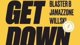 Get Down. Vol 4 La Cave du Bleu Lézard Lausanne Billets