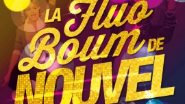 La Fluo Boum de Nouvel An La Cave du Bleu Lézard Lausanne Billets