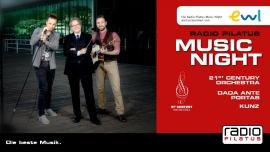 Radio Pilatus Music Night mit dem 21st Century Orchestra Konzertsaal Luzern Tickets